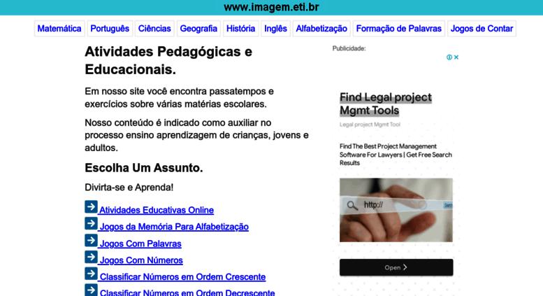 Access Imagem Eti Br Atividades Educativas E Escolares Desenhos