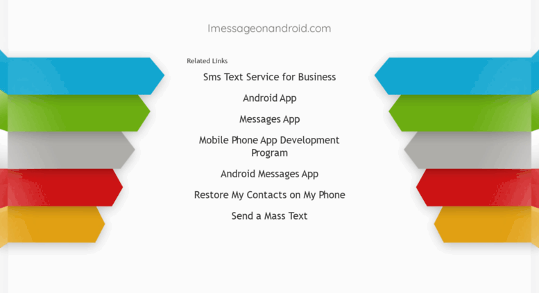 Access imessageonandroid com  imessageonandroid com – Just another