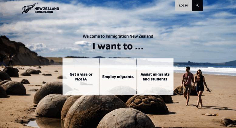 Access immigration govt nz  New Zealand Visas | Immigration