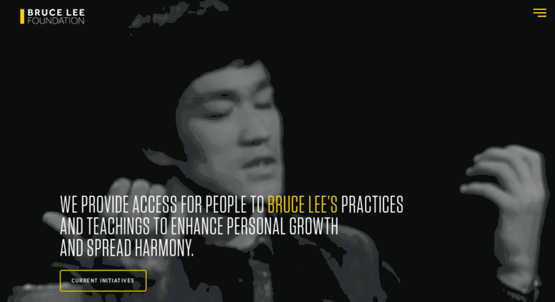 Access impact bruceleefoundation org  Bruce Lee Foundation