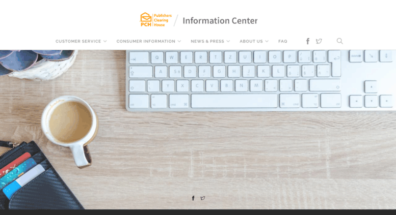Access info pch com  PCH – Information center