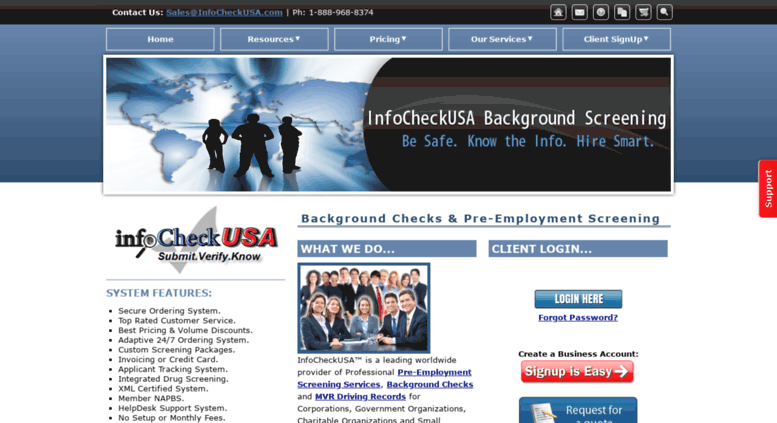 Frequently Asked Questions for Pre-Employment Background Screening