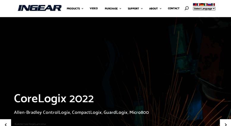 Access ingeardrivers com  PLC Driver Software for Allen
