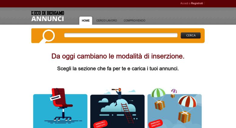 Annunci Di Lavoro Bergamo - The Server Cover Letter