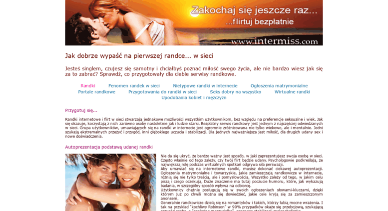 Międzynarodowe portale randkowe