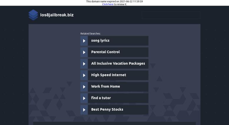 Access ios8jailbreak biz  Download Free iOS 12 Jailbreak