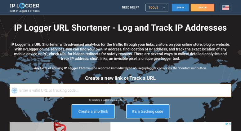 free ip tracker code invisible visitors