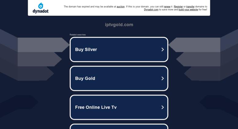 Access iptvgold com  Premium IPTV Server | Smart tv & kodi