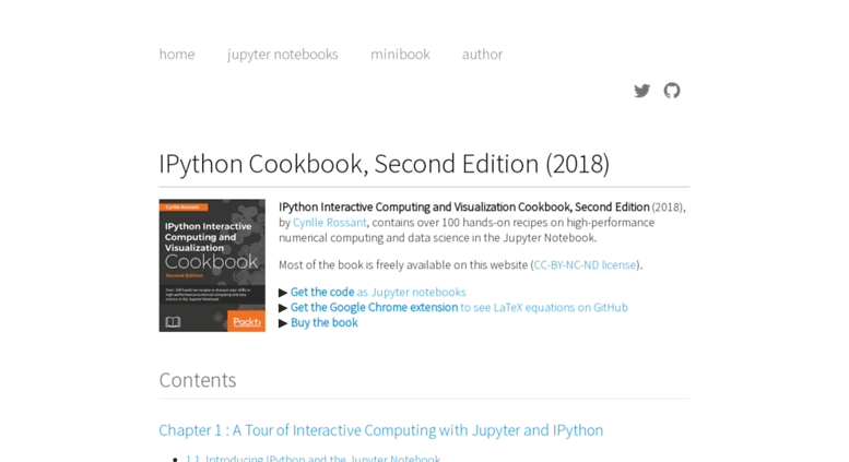 Github Can T View Jupyter Notebook