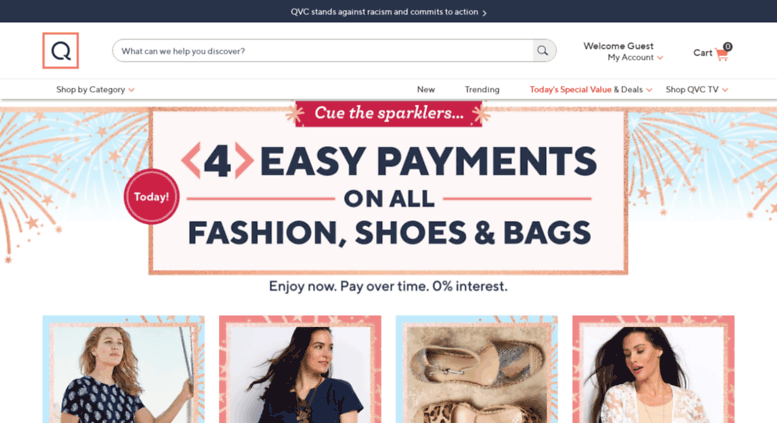 Access iqvc com  QVC | Online Shopping from Anywhere