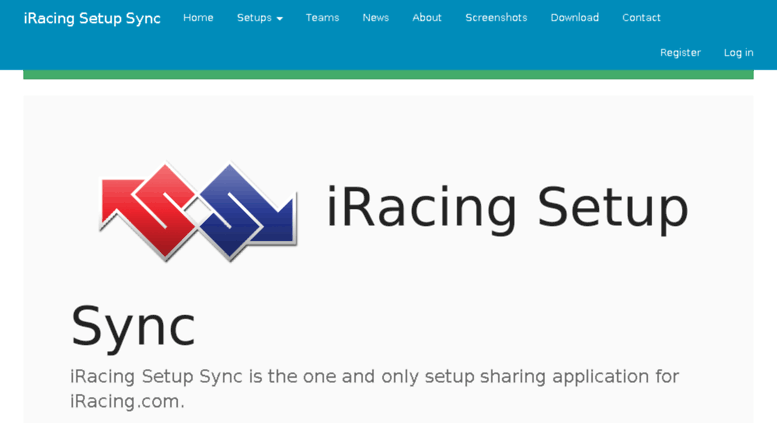 Access iracingsetups nickthissen nl  Home Page - iRacing