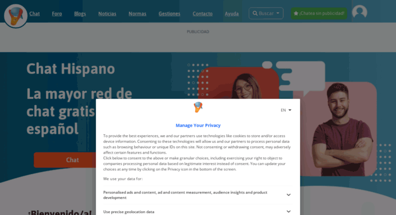 chat hispano valladolid