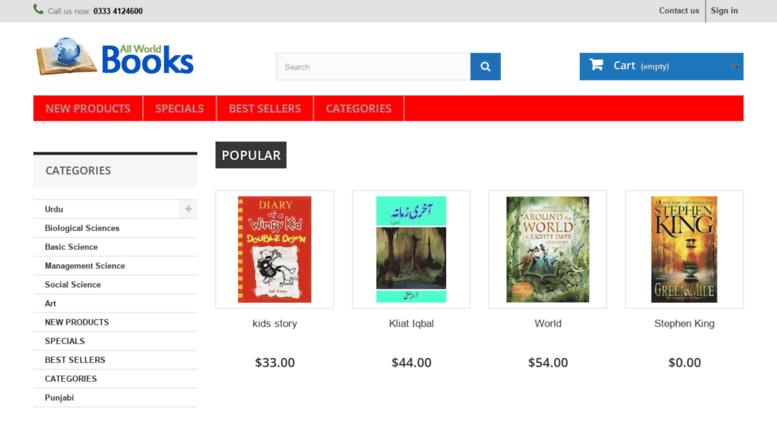 Access islamicbooks7 com  Islamic Books Store, Books on Islam, Urdu