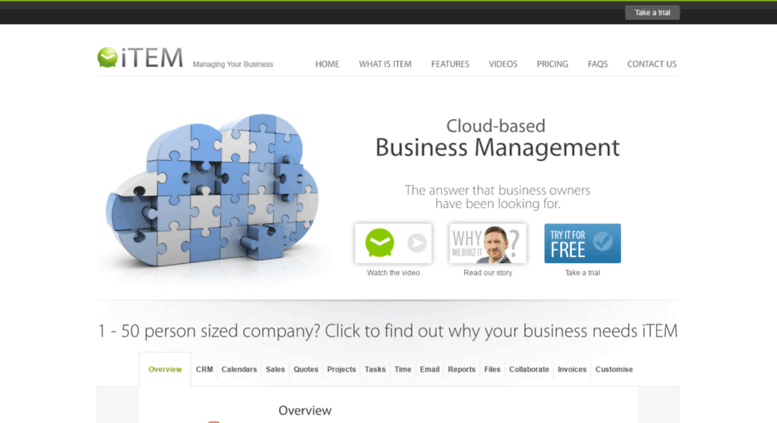 Access itemise net  Online Business Management Software for