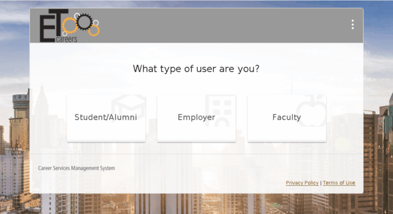 Access Iupui Pset Csmsymplicitycom What Type Of User Are You