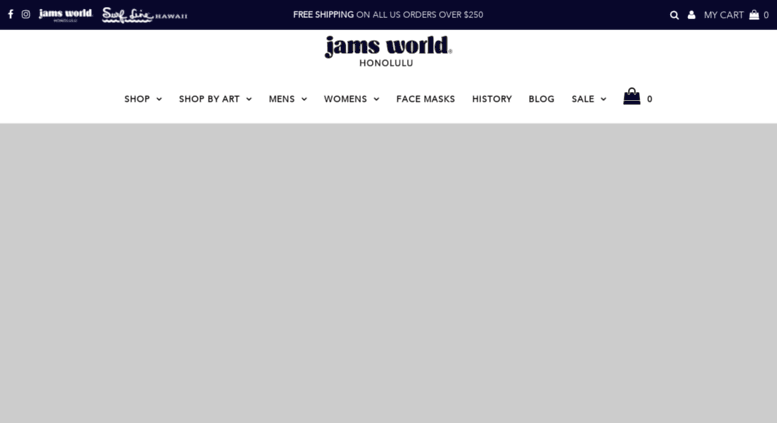 5b90b48189632 Access jamsworldshop.com. Jams World Hawaiian Dresses - Buy Made in ...