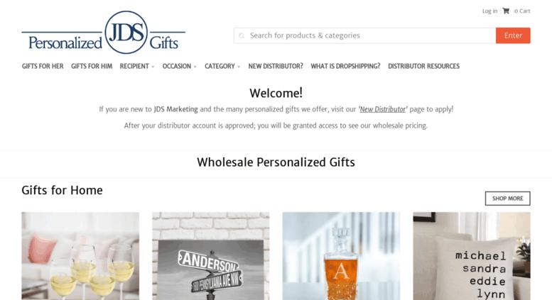 jdsmarketing.net screenshot