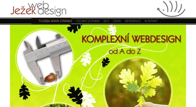 Access jezek-web.com. Webdesign Liberec - tvorba www stránek a ... afef0d5dd9f