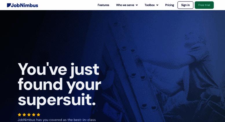 Access jobnimbus com  JobNimbus: Simple CRM and Project