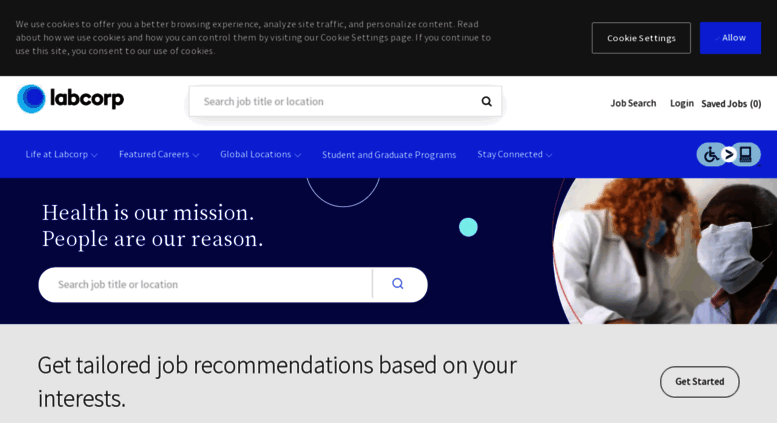 Access jobs labcorp com  Working at LABORATORY CORP OF