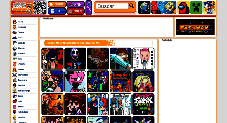 Access jogosonlinewx com br  Jogos Online Wx