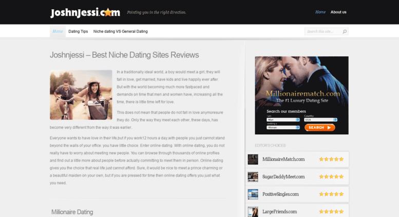 dating website reviews 2017