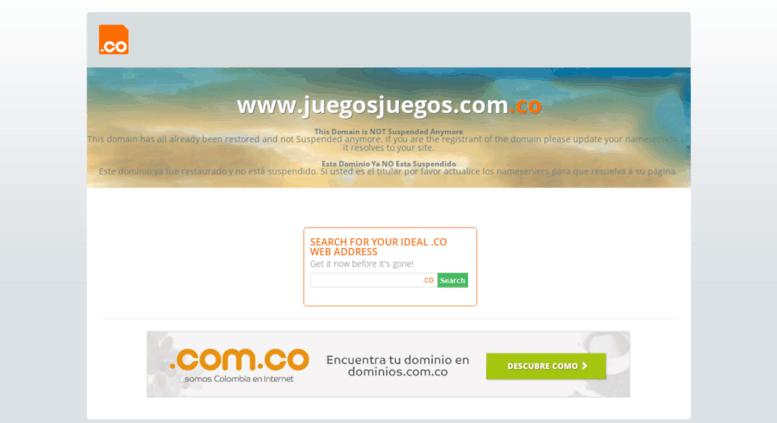 Access Juego Ispajuegos Com Juegos Gratis Online Juegosjuegos Com Co