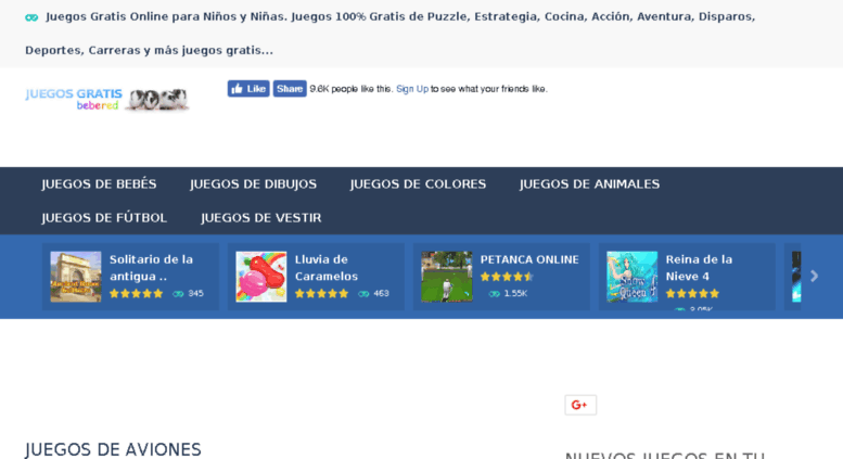 exquisite design 100% top quality 100% quality Access juegos-gratis-online.bebered.com. JUEGOS GRATIS ...