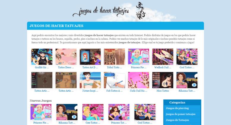 Access Juegosdehacertatuajesnet Juegos De Hacer Tatuajes