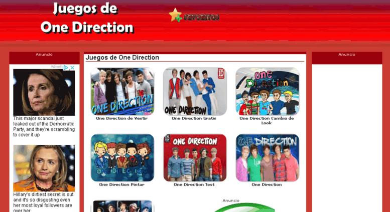 Access Juegosdeonedirection Tv Juegos De One Direction