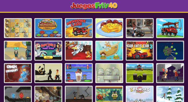 Access Juegosfriv40 Com Juegos Friv 2018 Juegos Gratis Juegos
