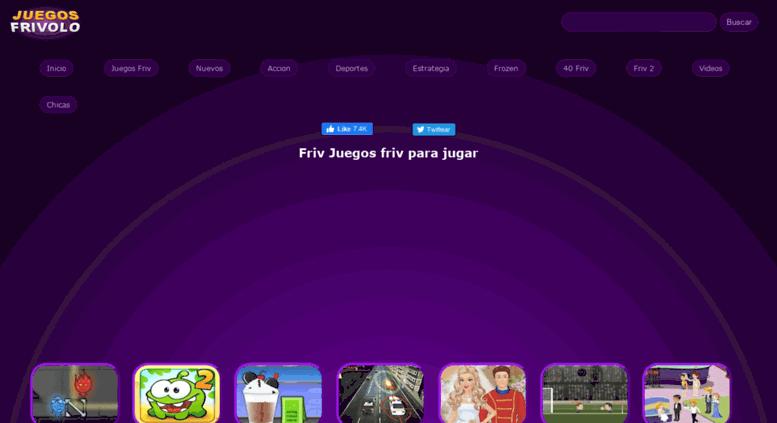 Access Juegosfrivolo Com Friv Juegos Friv Juegos Online Gratis