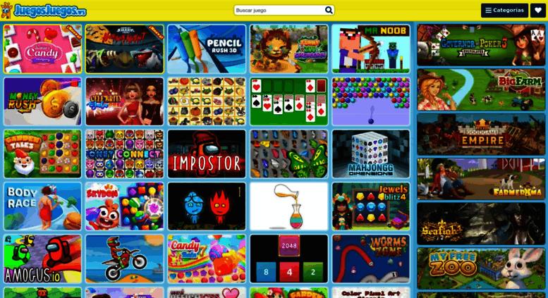 Access Juegosjuegos Ws Juega Tus Juegos En Juegosjuegos Los