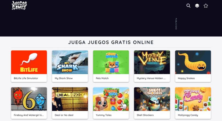 Access Juegoskids Com Juegos Gratis Online Juegos En Linea En