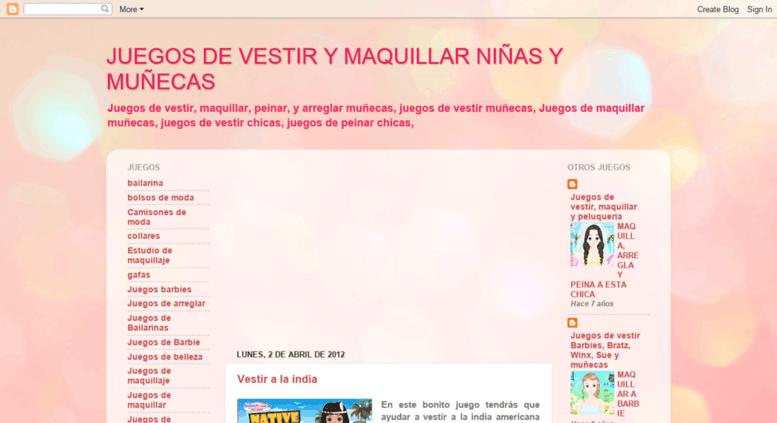 Access Juegosvestirymaquillarmunecasblogspotcom Juegos De
