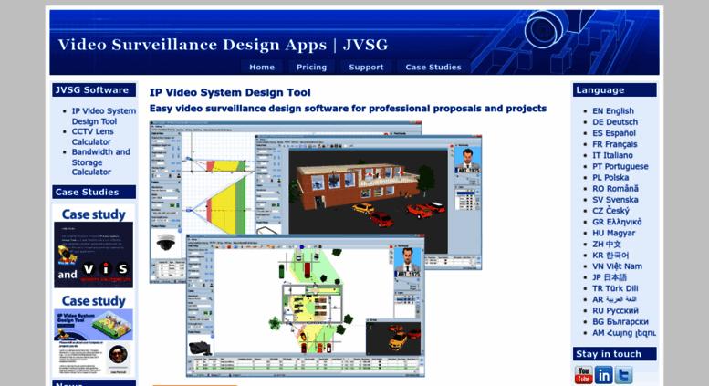 Access Jvsg Com Jvsg Cctv Design Software
