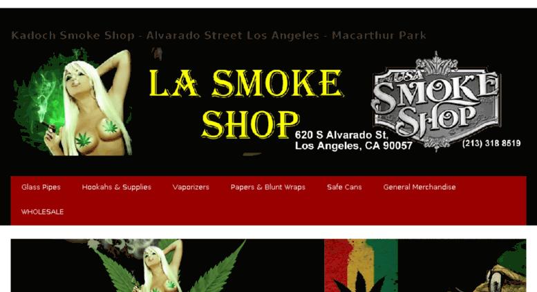 Access kadochsmokeshop com  Kadoch Smoke Shop - Alvarado