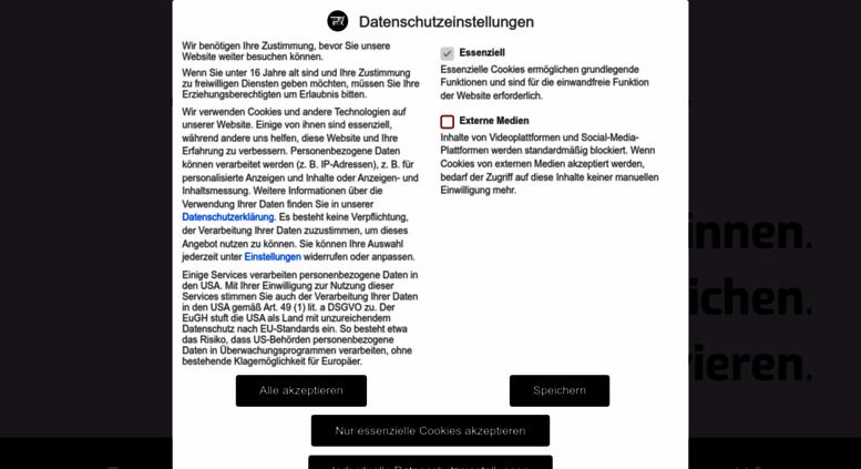 Access karin-schloss de  Webdesign für Joomla, Virtuemart