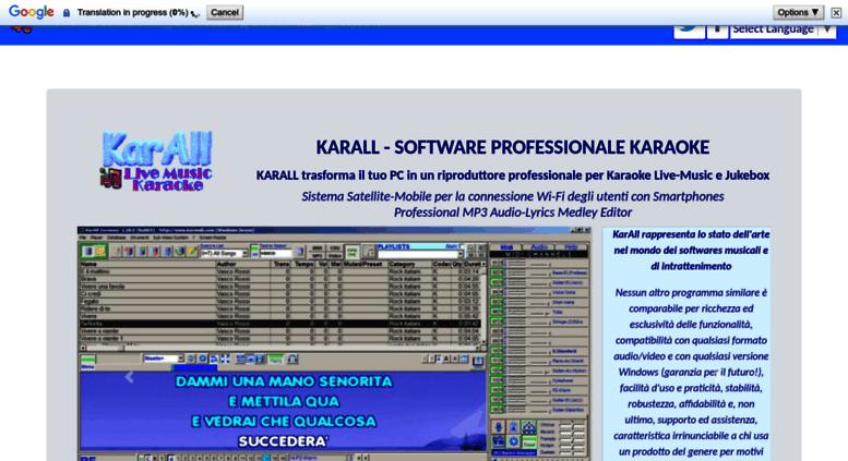 Access karmidi com  Professional Multiplayer karaoke Midi