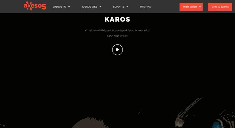 Karos cronicas de rosh latino dating