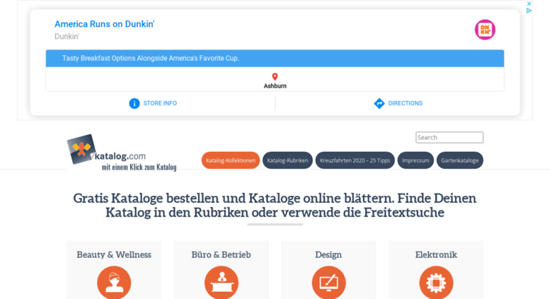 6cd0deed914c2 Access katalog.com. Kostenlose Kataloge und Reisekataloge online ...