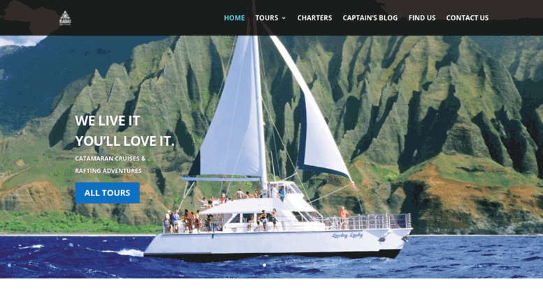 Access Kauaiseatours Com Kauai Sea Tours Napali Coast