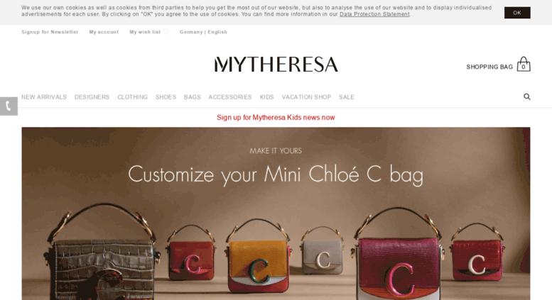 a0aaf85bd Access kaya.mytheresa.com. Mytheresa - Women's Luxury Fashion ...