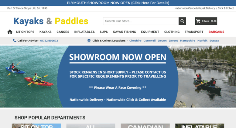 Access kayaksandpaddles co uk  Kayaks & Paddles - Kayak