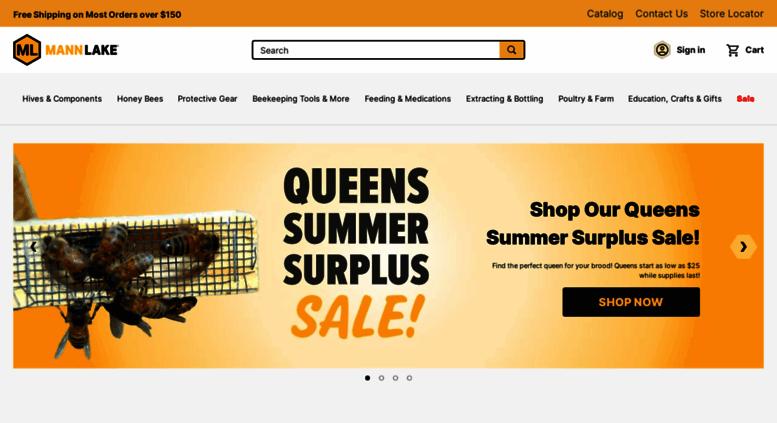 Access kelleybees com  Beekeeping Equipment & Services