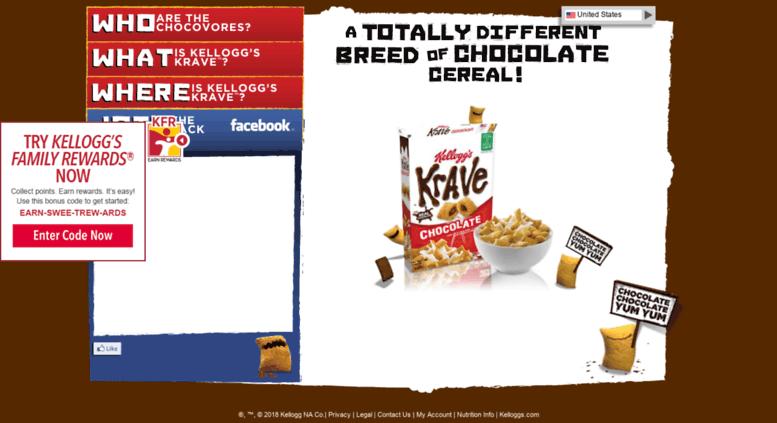 Krave™ Cereal