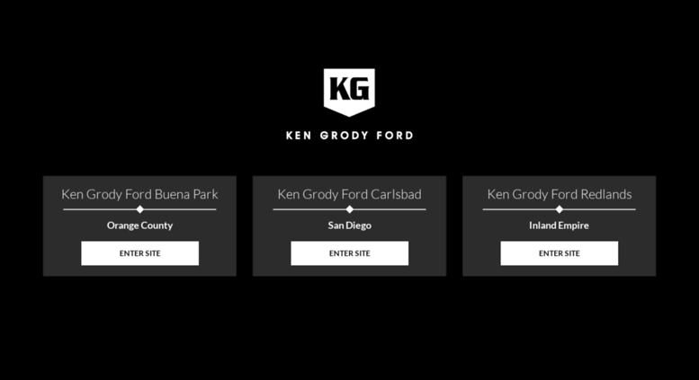 San Diego Ford Dealers >> Access Kengrody Com Ken Grody Ford Dealerships Located In