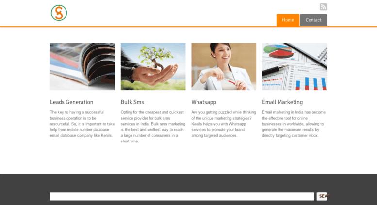 Access kenils co in  kenils® Database Company, Bulk SMS