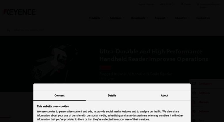 Keyence Vision Sensor
