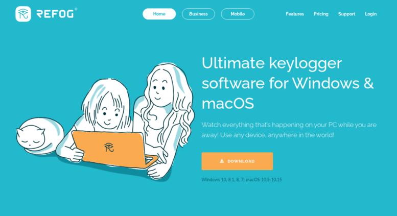 Access keyloggerking com  Keylogger Software | Free Download